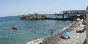 Пляж Утеса