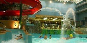 Парк водных аттракционов Вентспилса