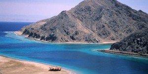 Остров Фараонов, Таба
