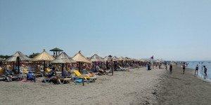Пляж в Ульцине