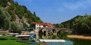 Калоритный Черногорский городок