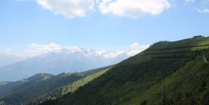 Альпийские пейзажи