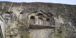Пещерный город в Инкермане