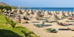 Один из пляжей Фалираки