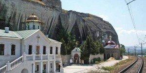 Инкерманский горный монастырь