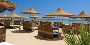 Пляж отеля Imperali Sharms resort