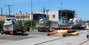 Другие экспонаты морского музея