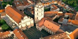 Старый город Вильнюса