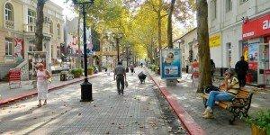 Улицы Керчи