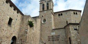 Церковь Castell d'Aro