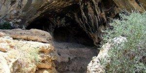 Древняя пещера Караин