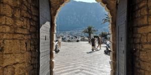 Главные ворота старого города