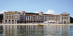 Вид на отель Riu Helios Bay