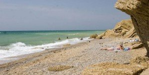 Пляжи в Кача