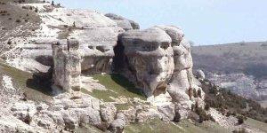 Величественные горы Бахчисарая