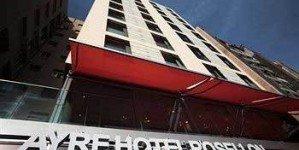 Ayre Hotel Rosellon 4*