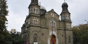 Церковь Св. Кирилла и Мефодия