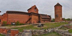 Турайдский замок в Сигулде