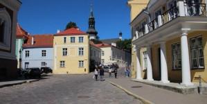 Улочки старого Таллинна (верхний город)