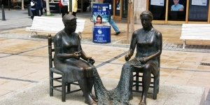 Памятник женам рыбаков
