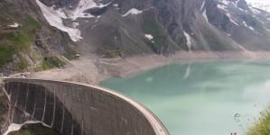Водохранилище (вид сверху)