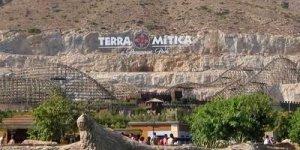 """Парк развлечений """"Terra Mítica"""""""