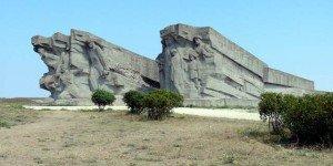 Аджимушкайские каменоломни. Керчь