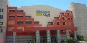 Sindbad Aqua Hotel 4*