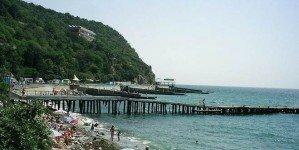 Пляжи Никиты