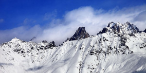Зимняя Сванетия