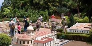 Парк миниатюр «PUEBLO CHICO» на севере о. Тенерифе