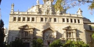 Церковь Сан Хуан дель Меркадо