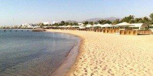 Пляж в Сафаге