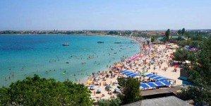 Пляжи в Черноморском