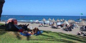 Пляжи Коста Адехе