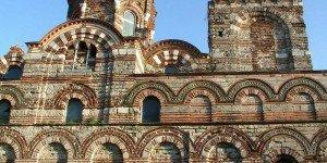 одна из церквей Несебра
