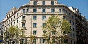 Barcelona Center Hotel 4*