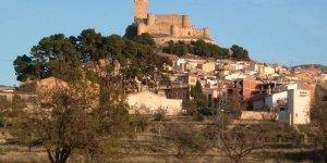 Замок Дении