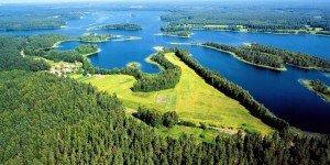 Край озер