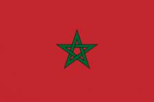Флаг Марокко