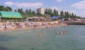 Пляжи в Приморском