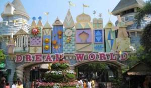 Парк аттракционов Dream World