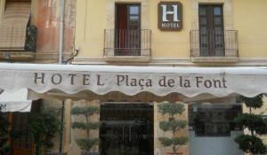 Hotel Placa de la Font 1*