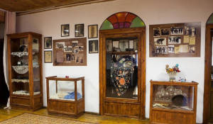 В этнографическом музее