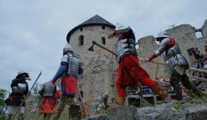 Ролевые игры в замке