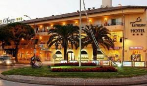 Hotel La Terrassa 3*