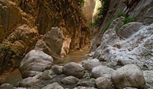 Ущелье Сакликент