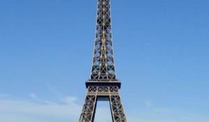 В Париж на самолёте