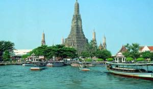 Обзорная экскурсия по Бангкоку с посещением храмов