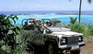 Джип-сафари на острове Самуи
